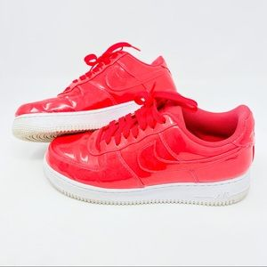 Nike Air Force 1 Low Ultraviolet Siren Red